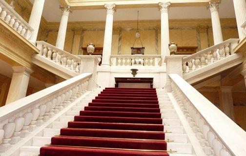 Ξενάγηση στο Προεδρικό Μέγαρο